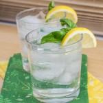 Basil-Lemon Refresher