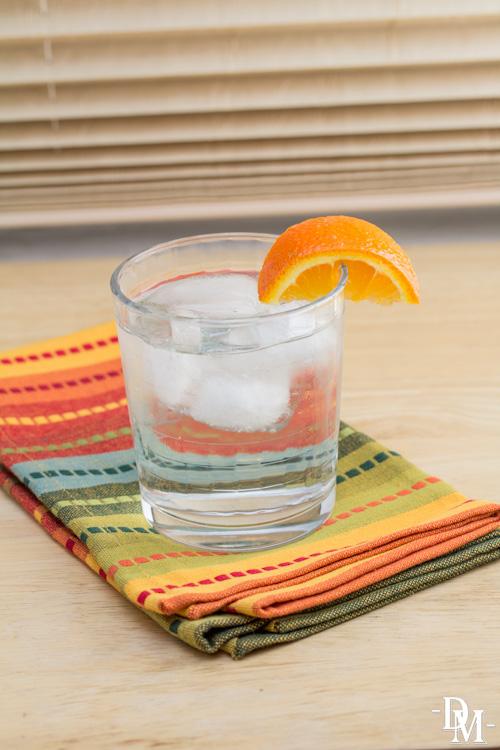 G.O.T. (Gin Orange Tonic)
