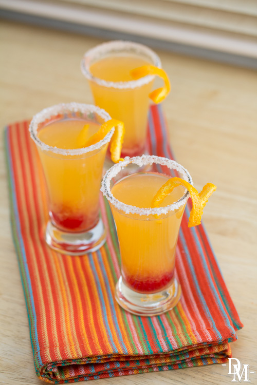 Mexican Screwdriver Shooters