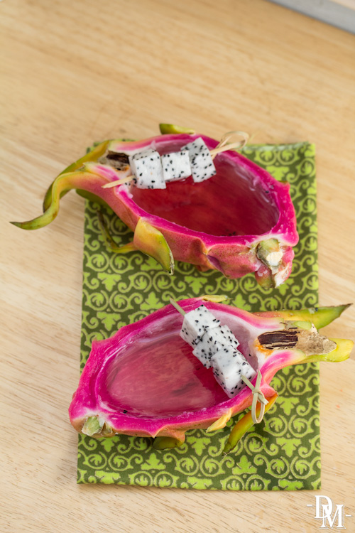 Dragonfruit Martini