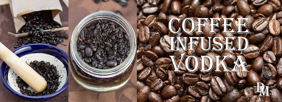 Coffee-Infused Vodka